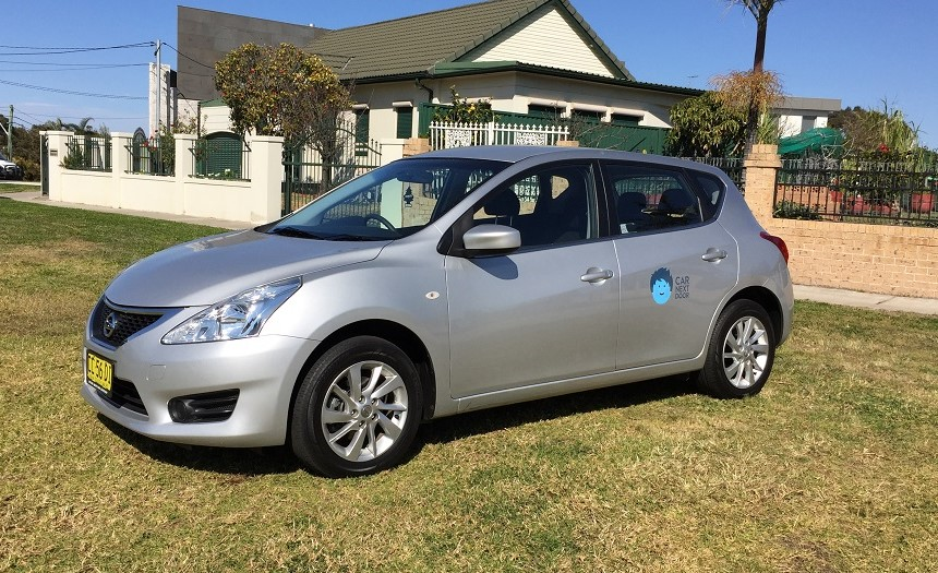Picture of Martin's 2014 Nissan Pulsar