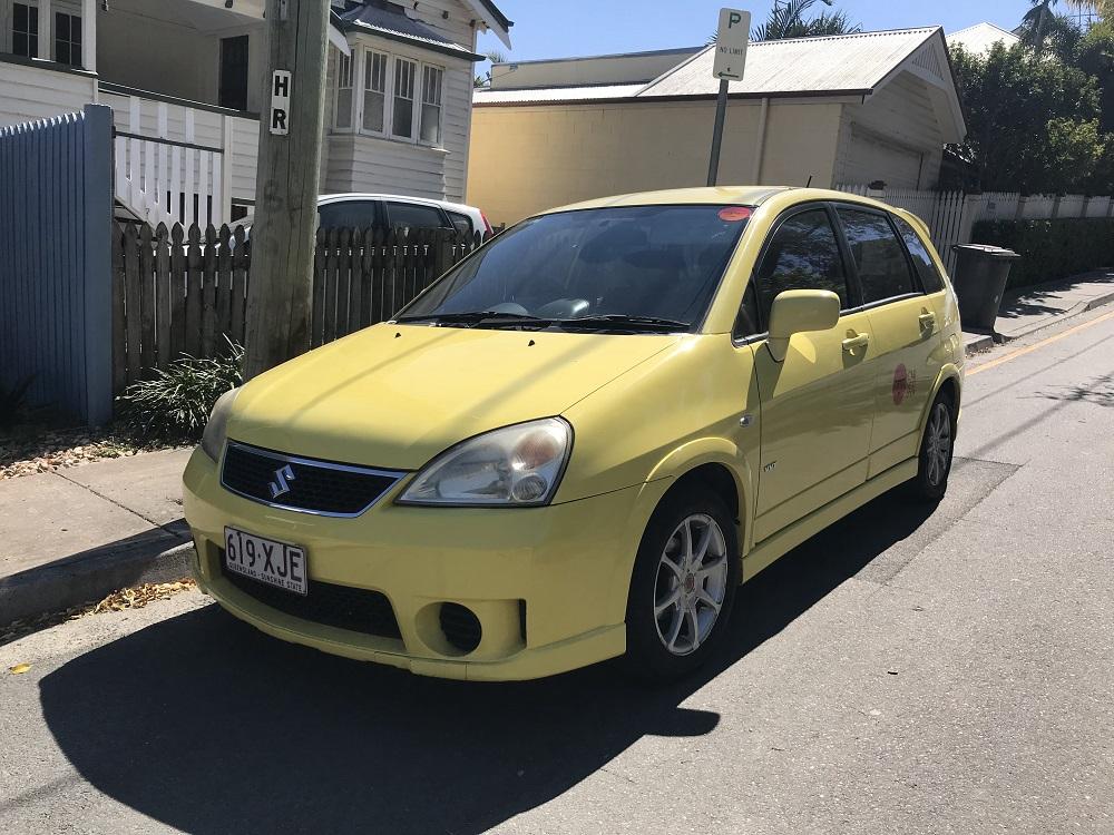 Picture of Matthew's 2005 Suzuki Liana