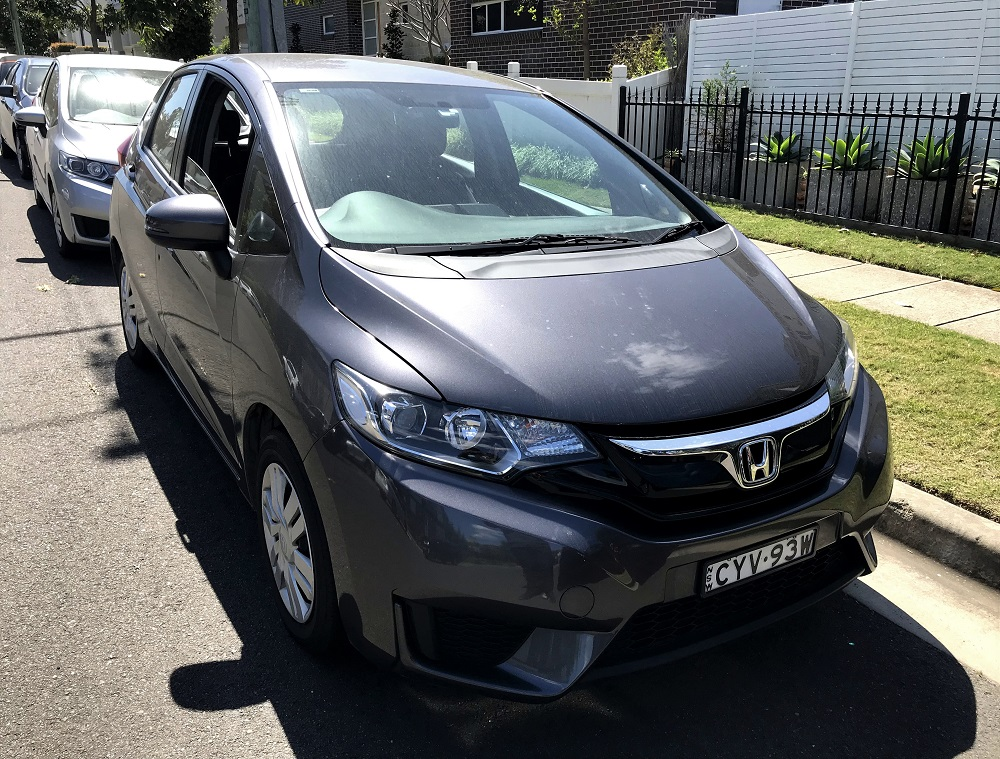 Picture of Darren's 2015 Honda Jazz