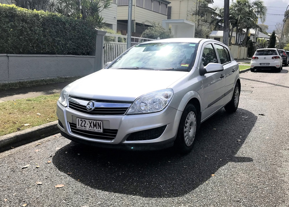 Picture of Simon's 2007 Holden Astra