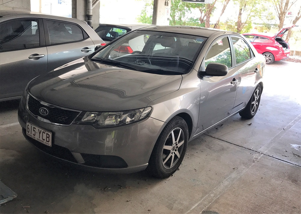 Picture of Shamsher's 2011 Kia Cerato