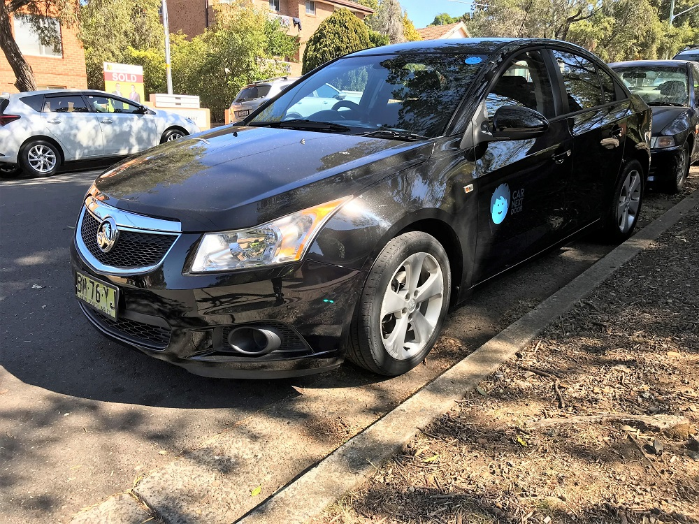 Picture of Kamini's 2011 Holden Cruze