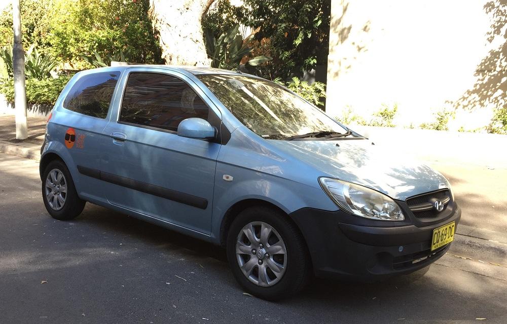 Picture of Josephine's 2010 Hyundai Getz