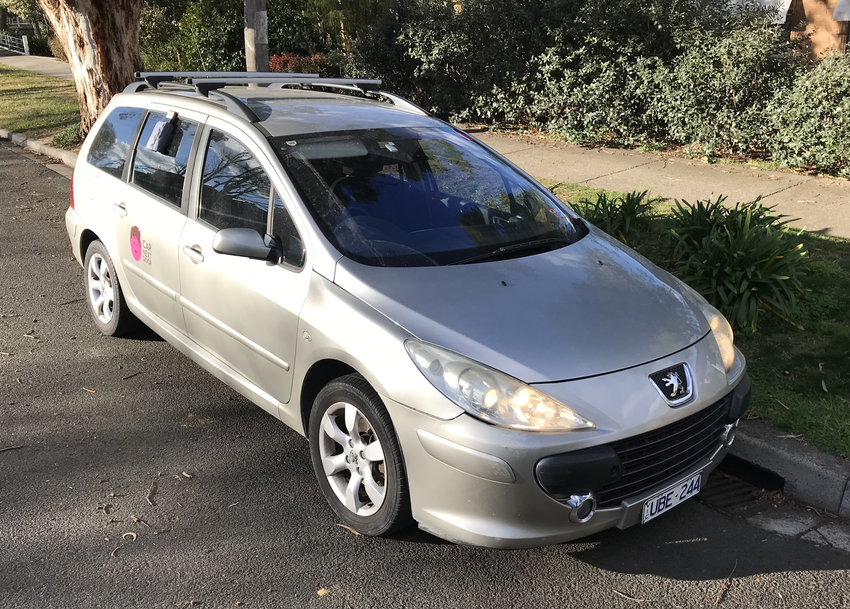 Picture of Steph's 2006 Peugeot 307