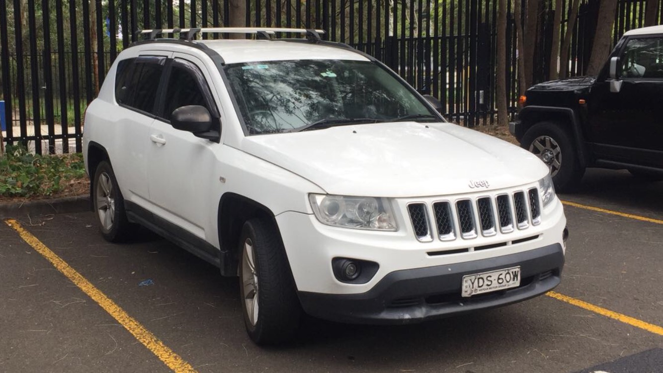 Picture of Toby's 2012 Jeep Compass
