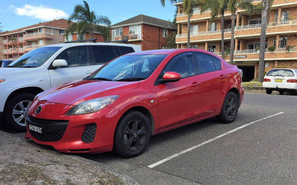 Picture of Michael's 2013 Mazda Neo