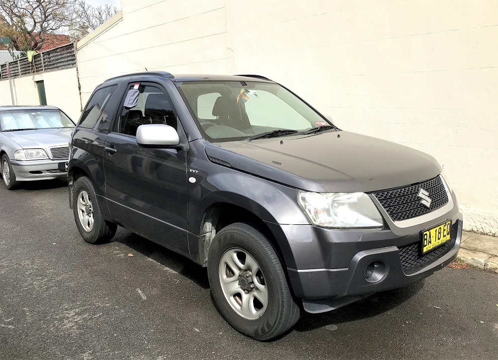 Picture of Bree's 2009 Suzuki Grand Vitara