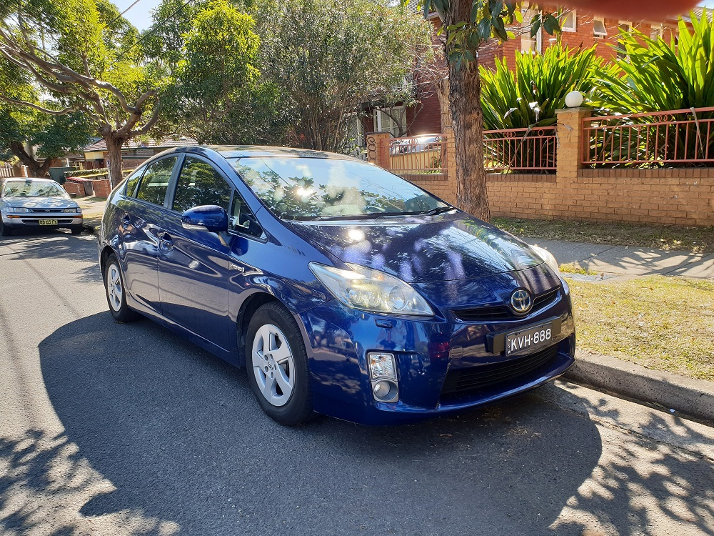 Picture of Kien's 2010 Toyota Prius I- Tech