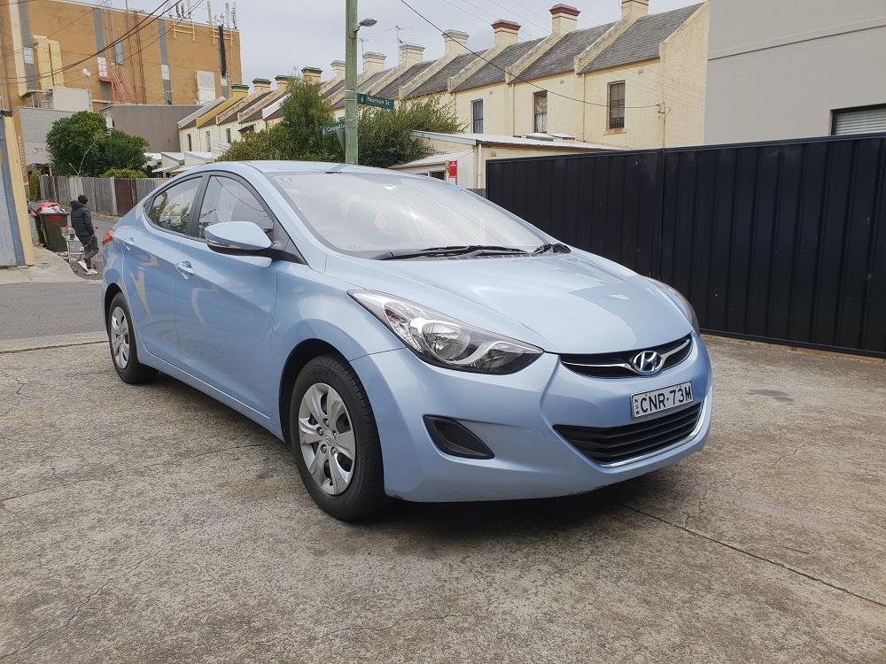 Picture of Gerdie's 2011 Hyundai Elantra