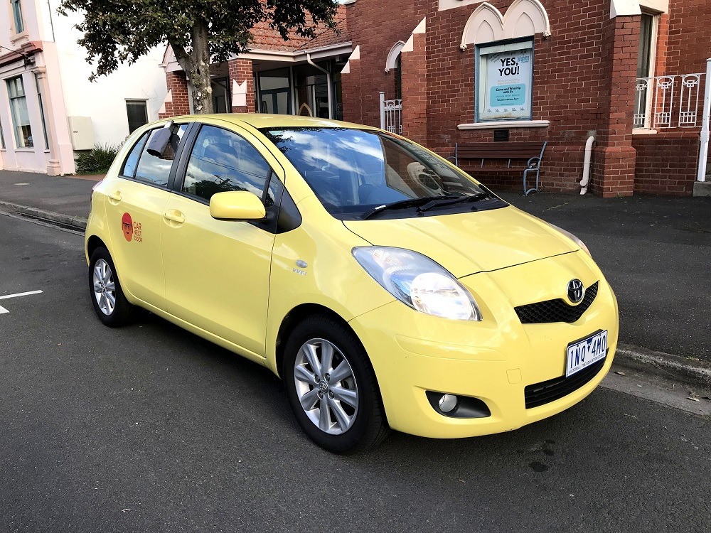 Picture of Verity's 2009 Toyota Yaris Edge