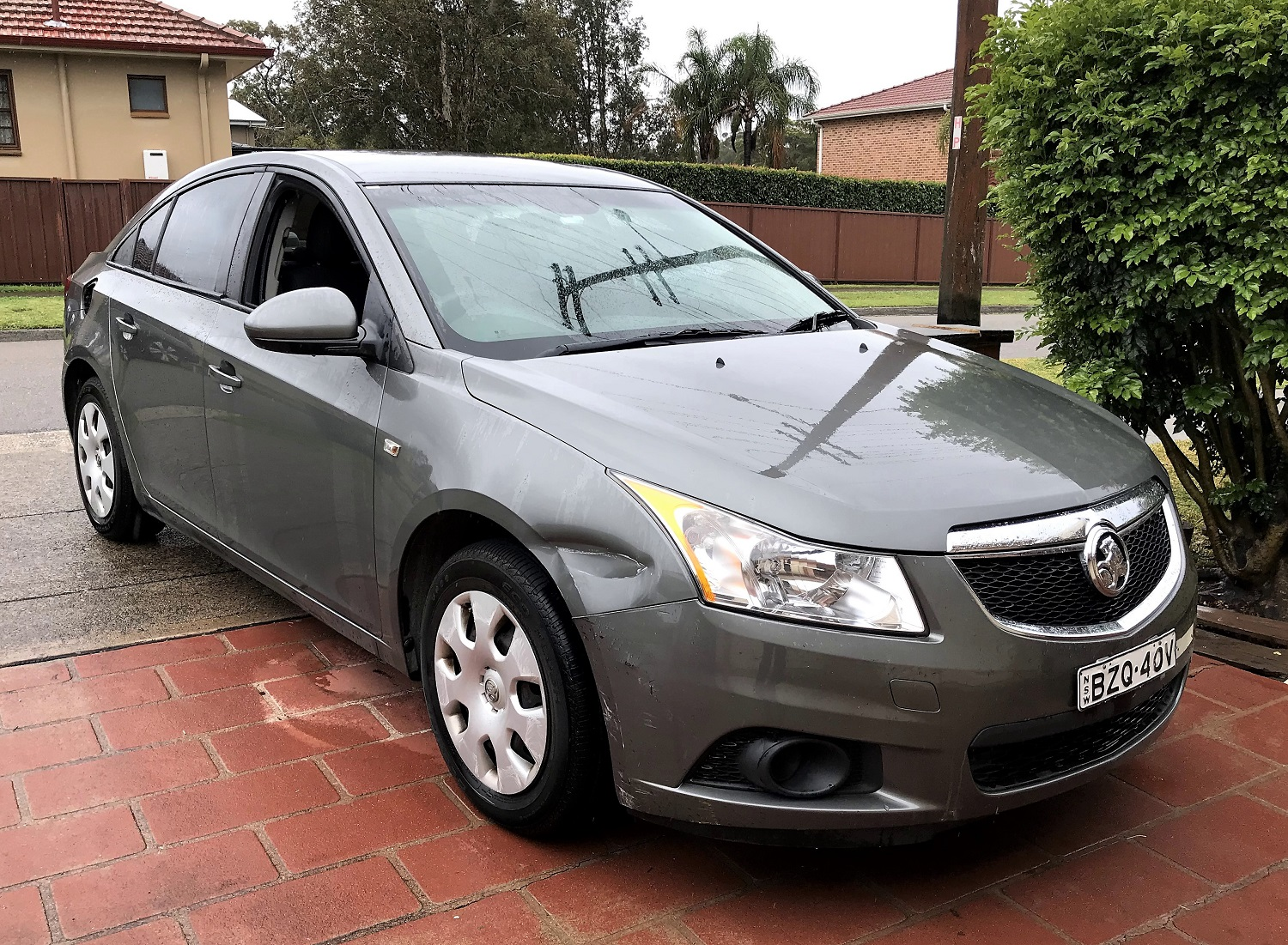 Picture of Giang's 2011 Holden Cruze