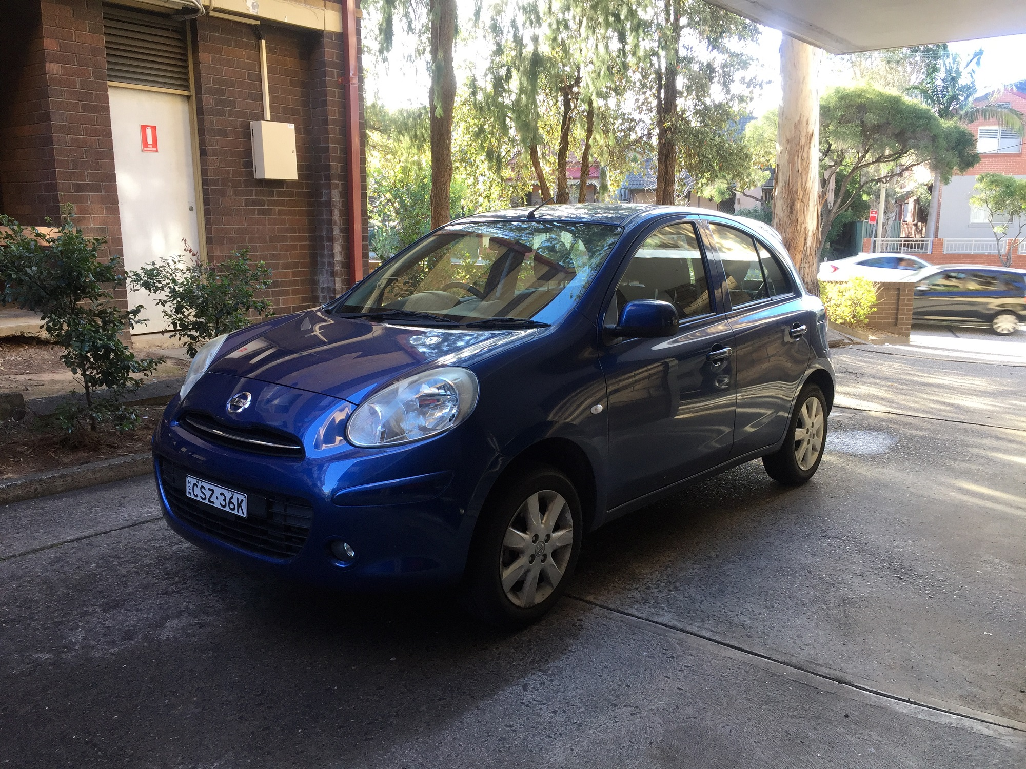 Picture of Anthony's 2014 Nissan Micra