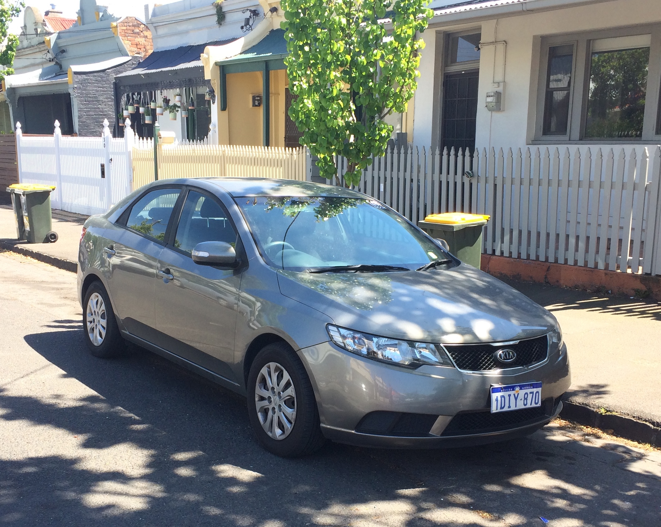 Picture of Hayley's 2009 Kia Cerato