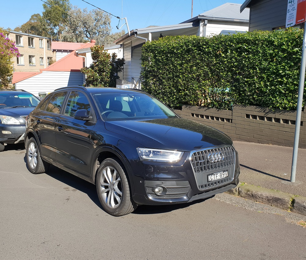 Picture of Derek's 2014 Audi Q3
