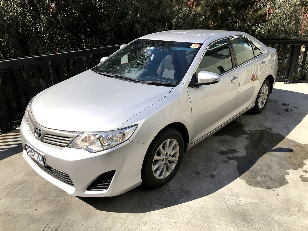 Picture of Yin Cheng's 2014 Toyota Camry