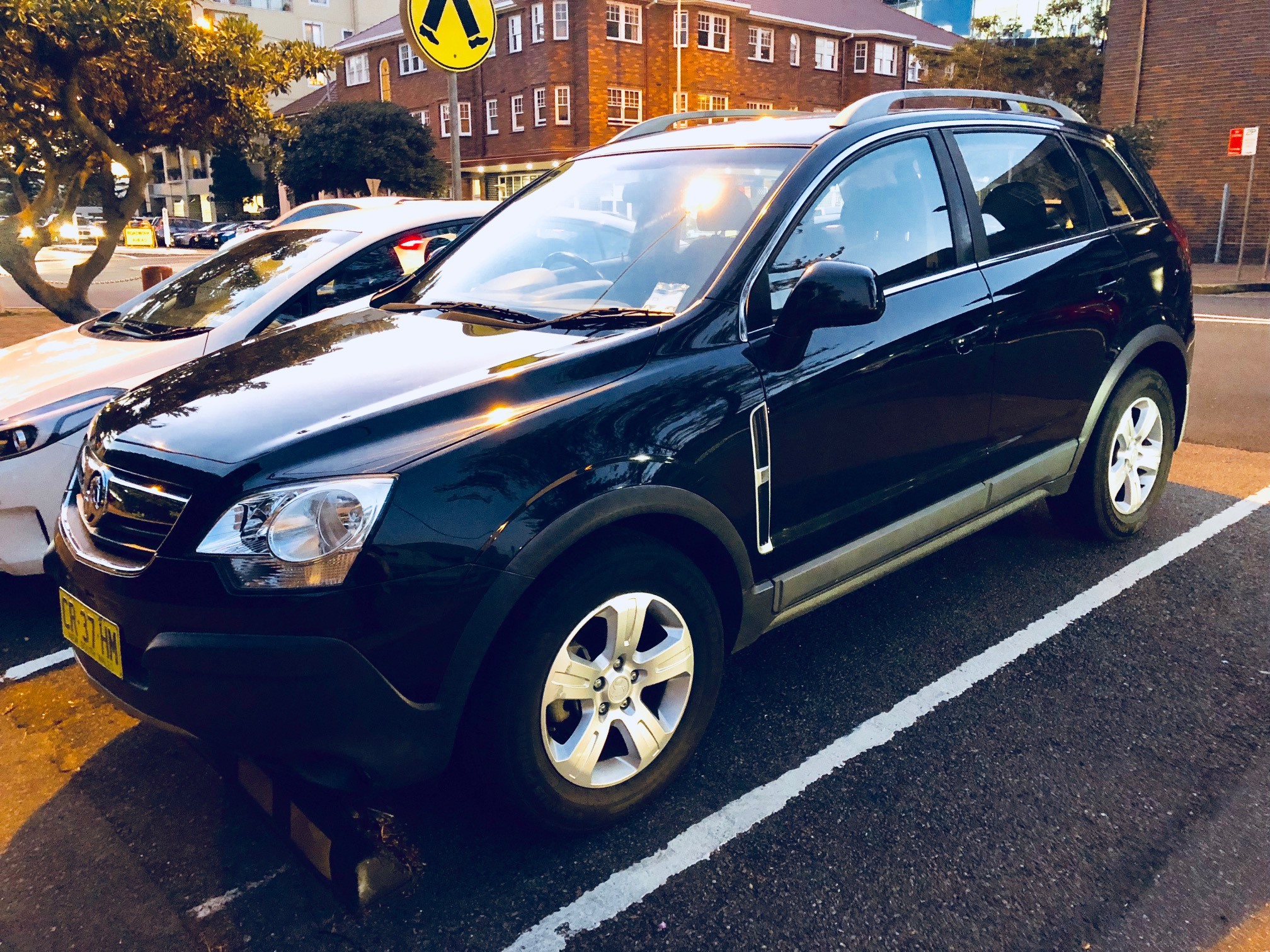 Picture of Sarah's 2010 Holden Captiva