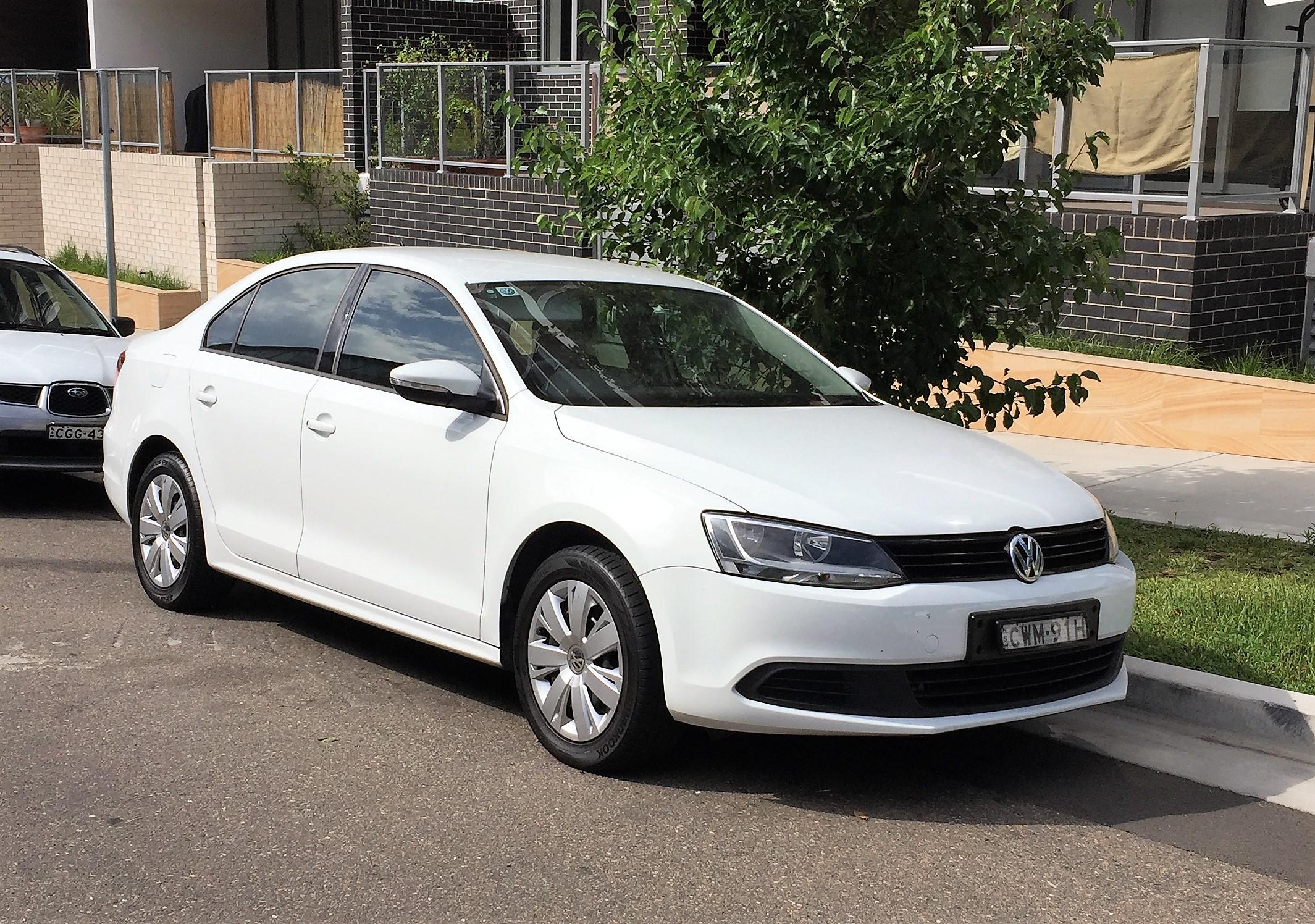 Picture of WENJIE's 2014 Volkswagen Jetta