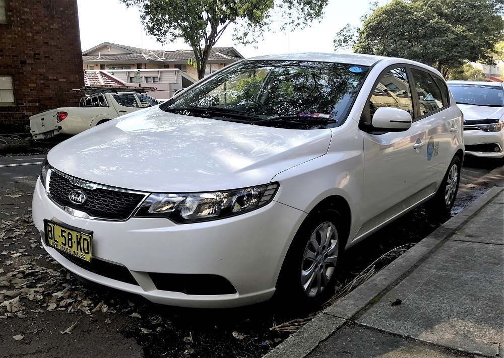 Picture of Nicholas' 2011 Kia Cerato