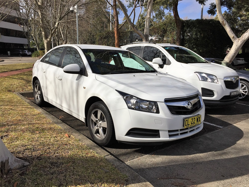 Picture of Josanne's 2010 Holden Cruze