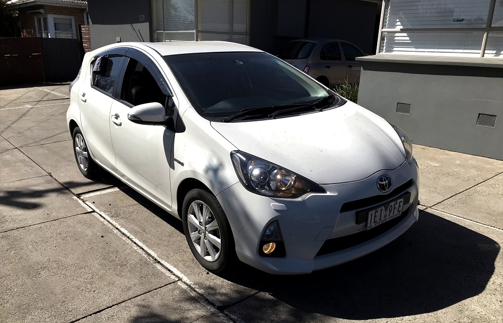 Picture of Amber's 2013 Toyota Prius