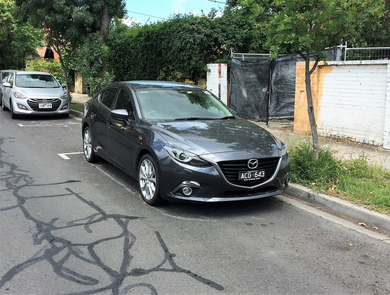 Picture of Benjamin's 2014 Mazda 3