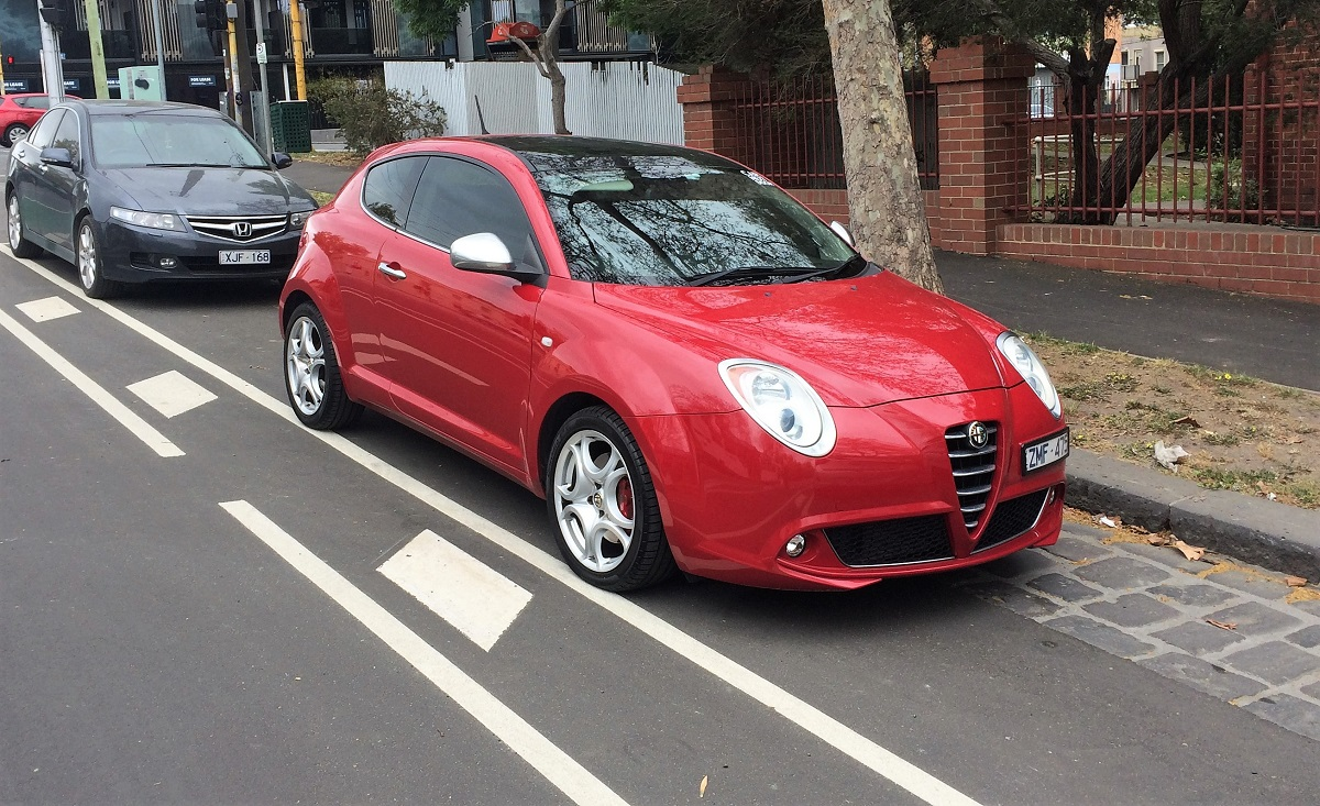Picture of David's 2009 Alfa Romeo MiTo