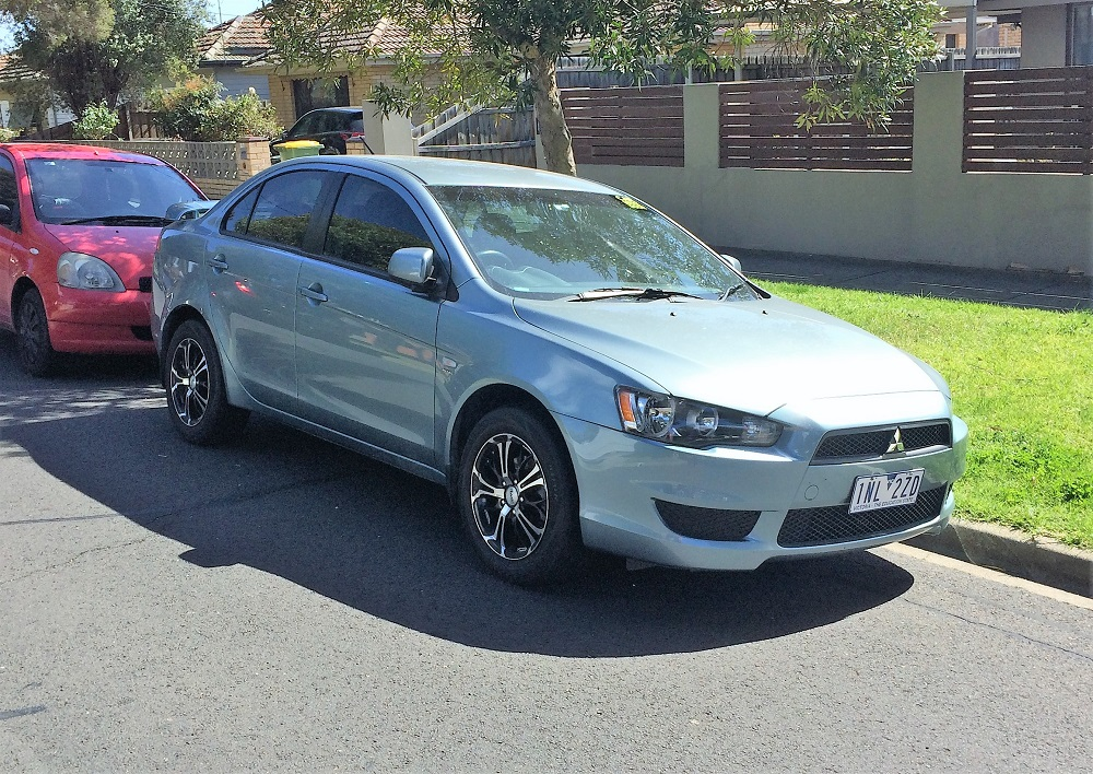 Picture of William's 2008 Mitsubishi Lancer