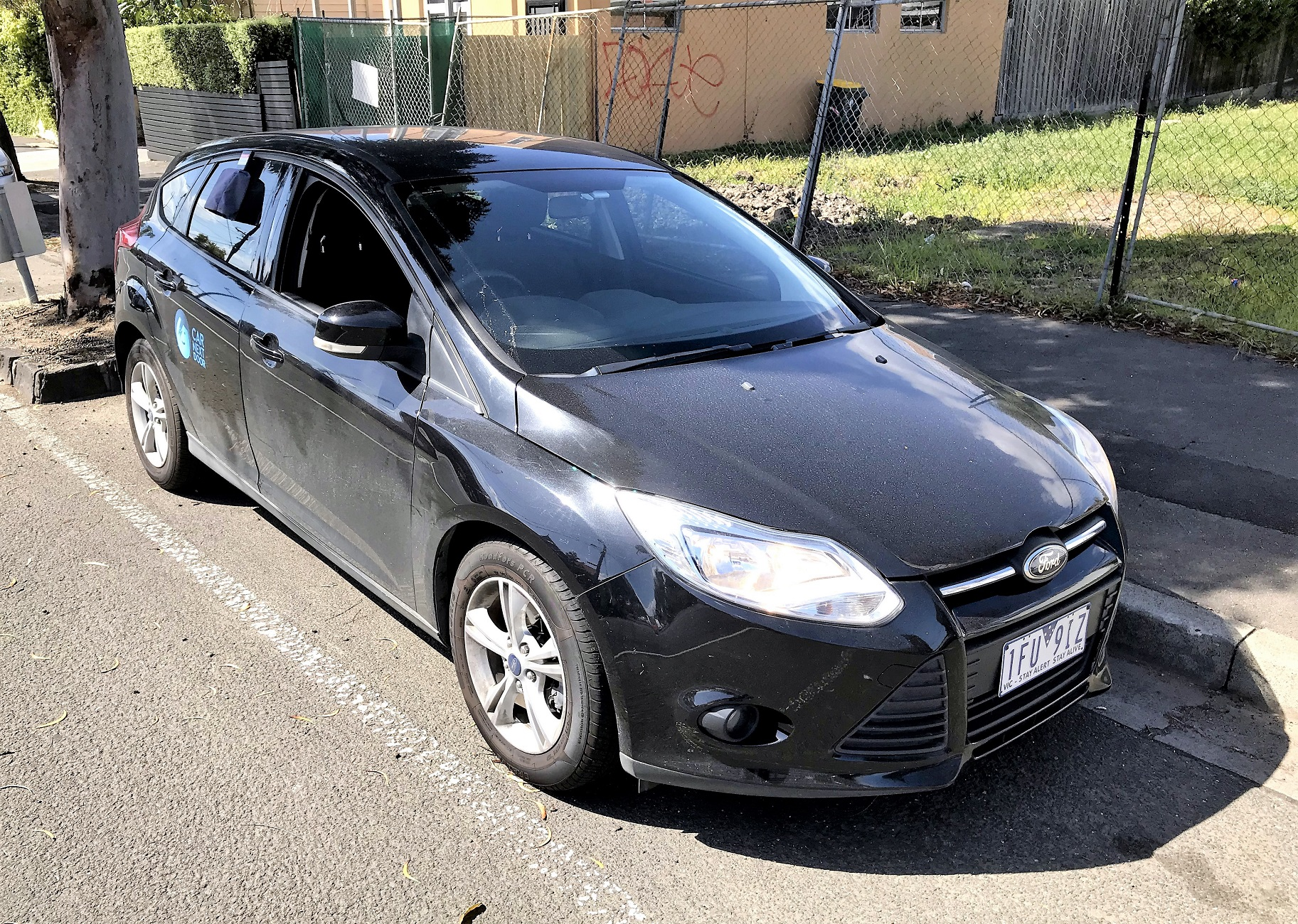 Picture of Bernard's 2012 Ford Focus