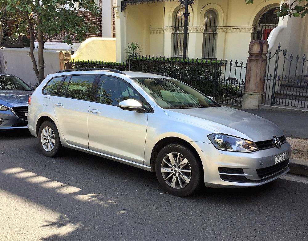 Picture of Joseph's 2014 Volkswagen Golf
