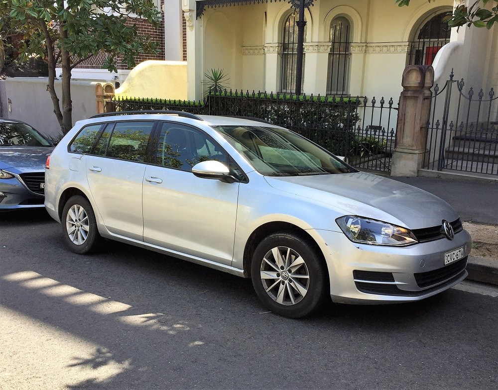Picture of Joseph's 2014 Volkswagen Golf