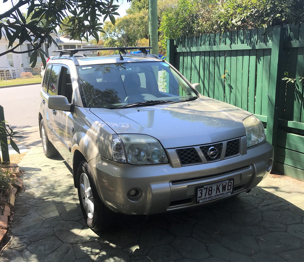 Picture of Monika's 2006 Nissan X trail 4WD