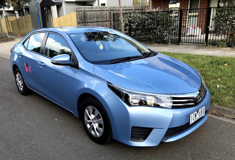 Picture of Christine's 2014 Toyota Corolla