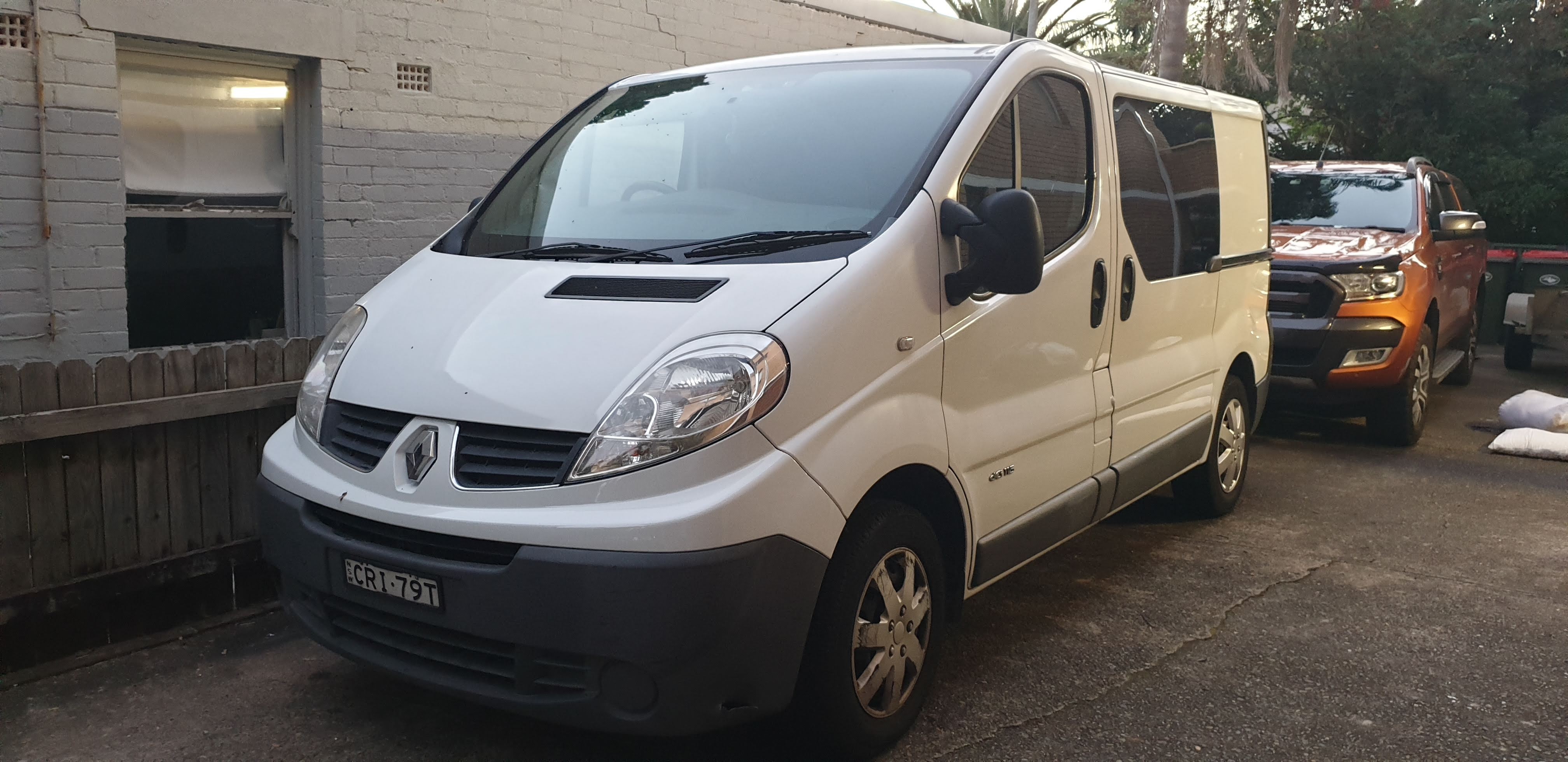 Picture of David's 2014 Renault Trafic
