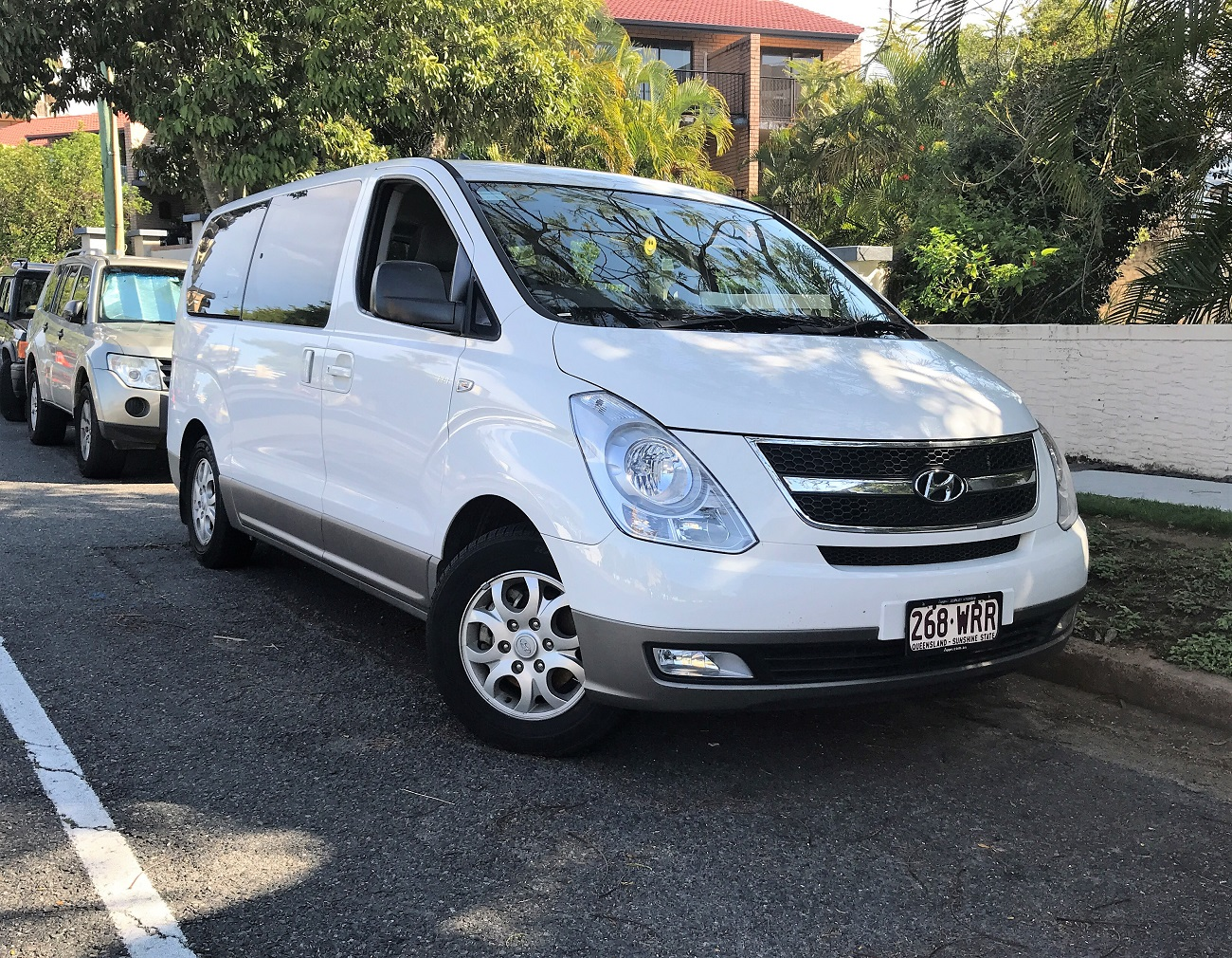 Picture of Sebastian's 2016 Hyundai Imax