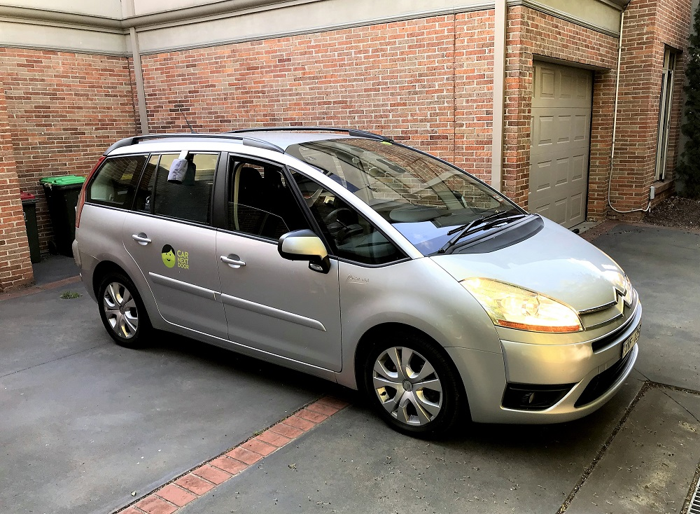 Picture of Phillip's 2010 Citreon C4 Picasso