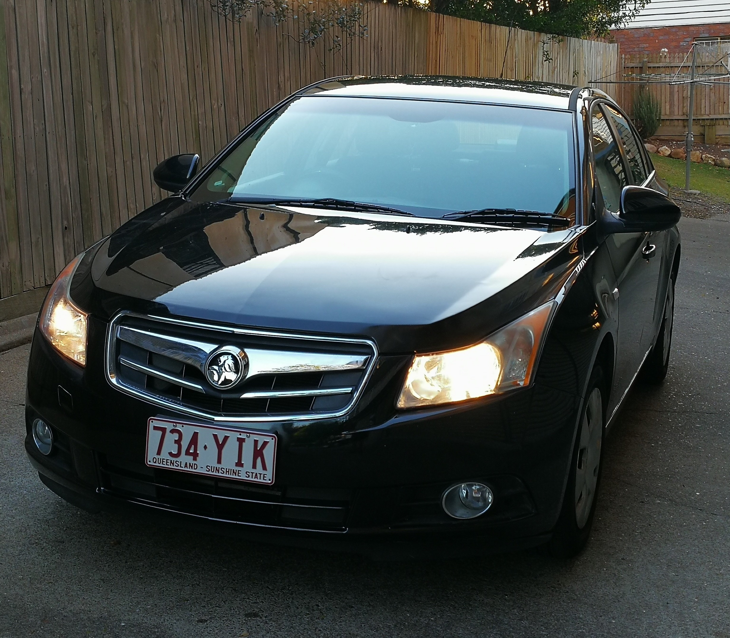 Picture of Ayush's 2011 Holden Cruze