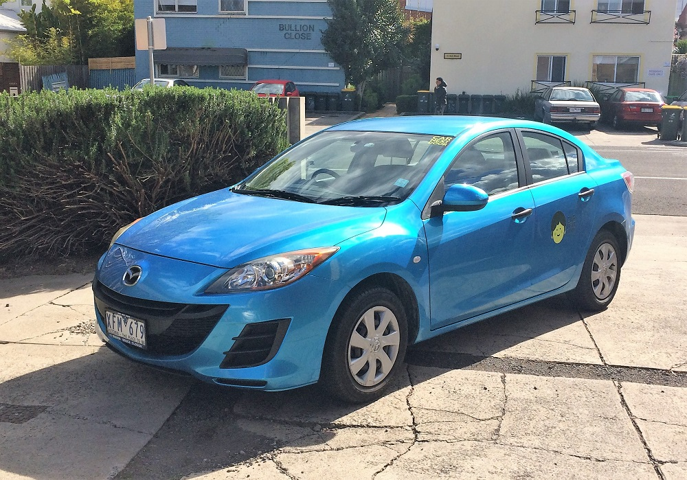 Picture of Hannah's 2009 Mazda 3