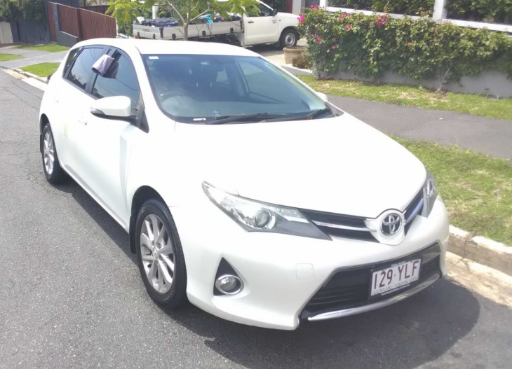 Picture of Peter's 2014 Toyota Corolla Sports