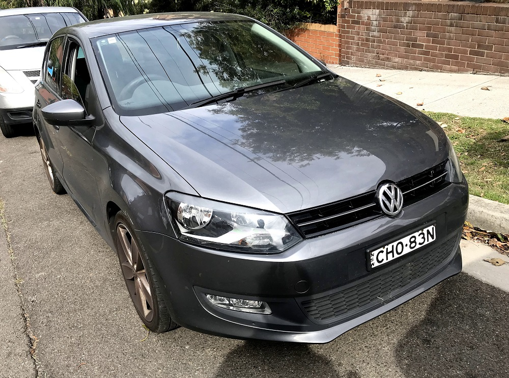 Picture of Radu's 2012 Volkswagen Polo