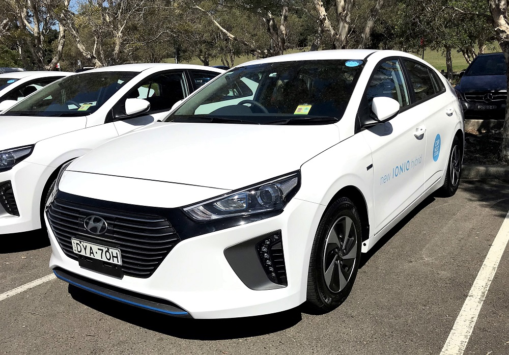 Picture of Harriet's 2018 Hyundai iONIQ