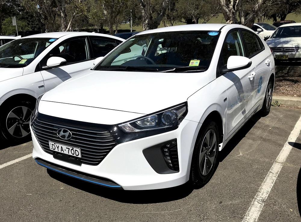 Picture of Mike's 2018 Hyundai iONIQ