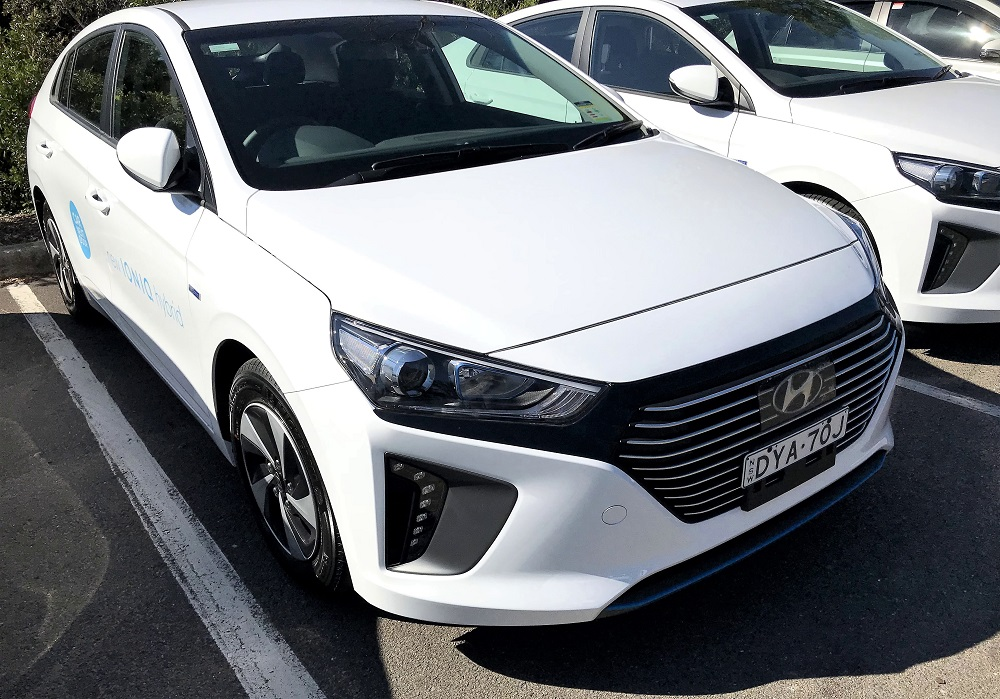 Picture of Louisa's 2018 Hyundai iONIQ