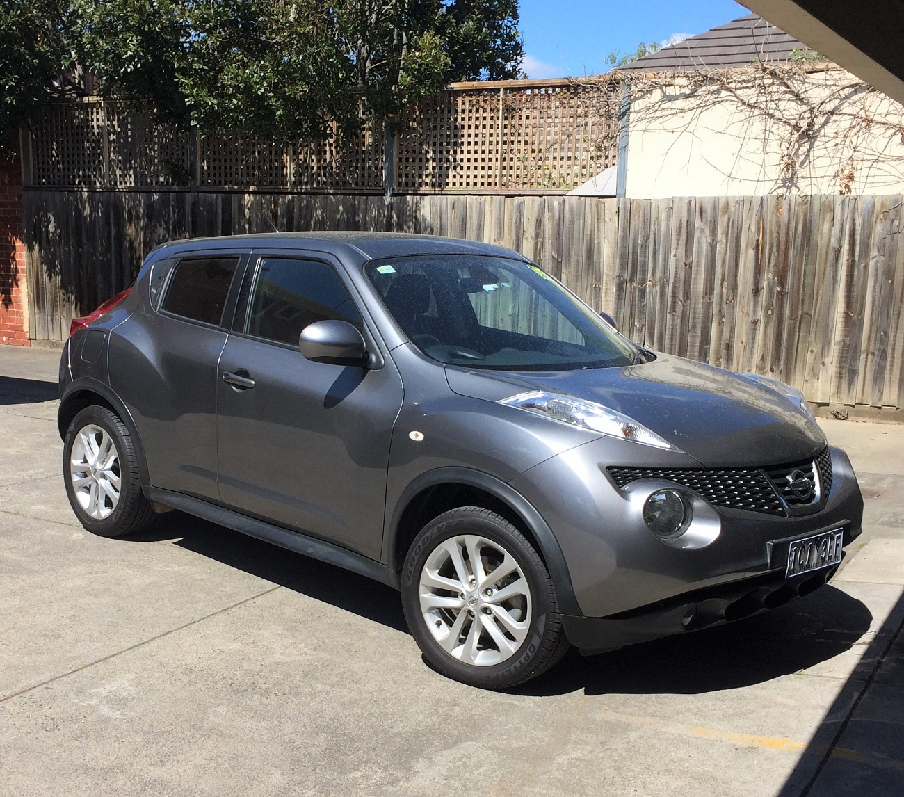Picture of Paul's 2014 Nissan Juke