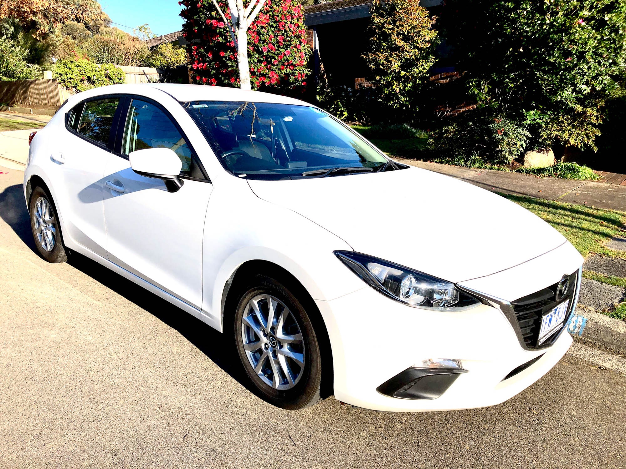 Picture of Aruna's 2015 Mazda 3