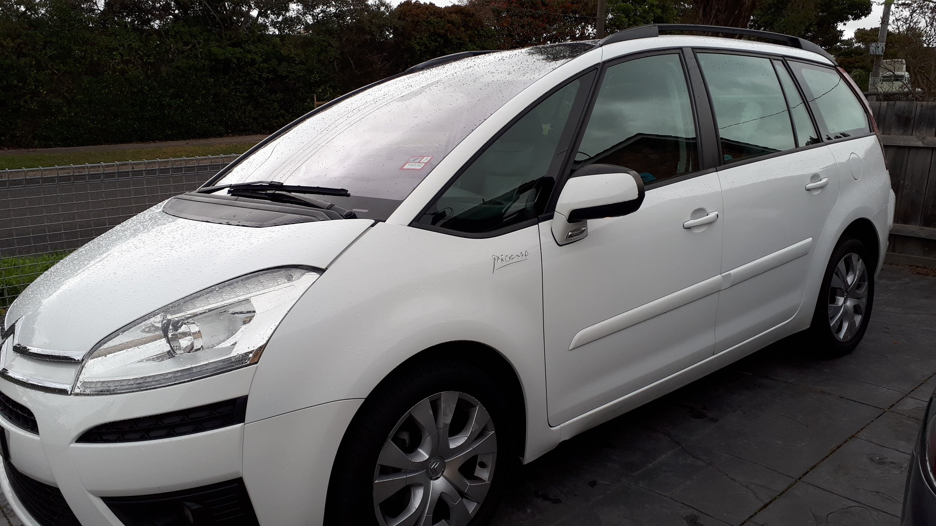 Picture of Caroline's 2012 Citroen C4 Picasso