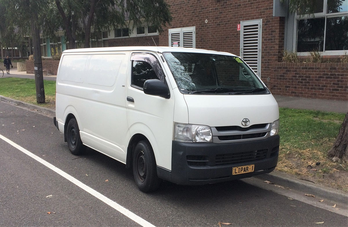 Picture of bernard's 2008 Toyota Hiace