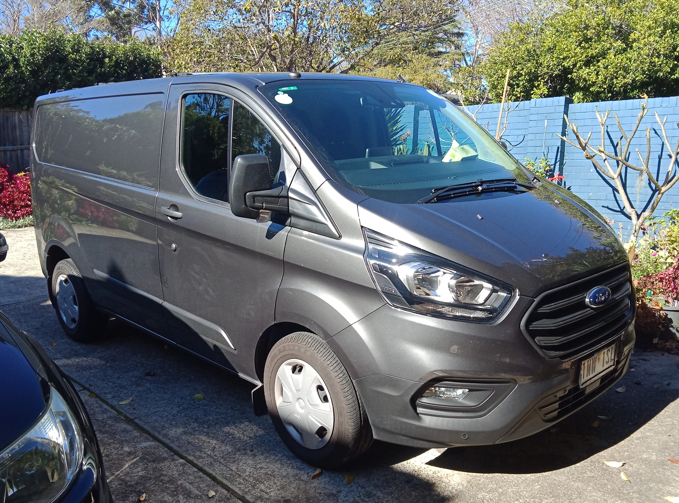Picture of Eren's 2018 Ford Transit