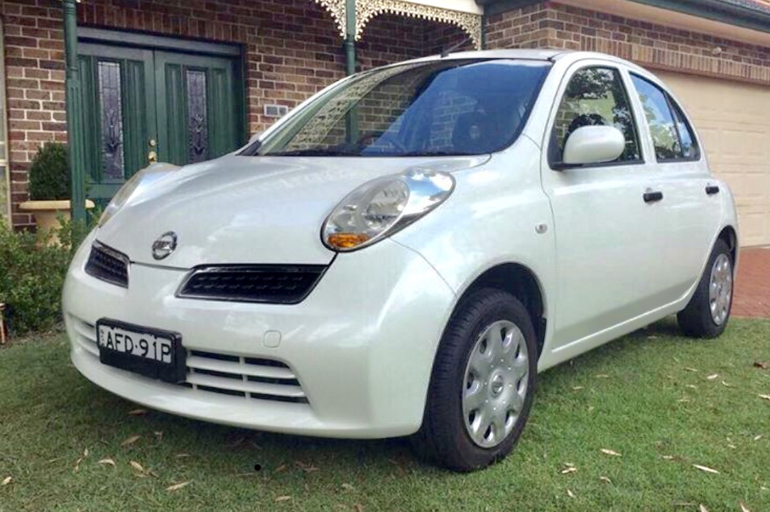 Picture of Niraj's 2009 Nissan Micra