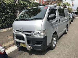 Van Hire And Rental in Australia from $15/hr | Car Next Door