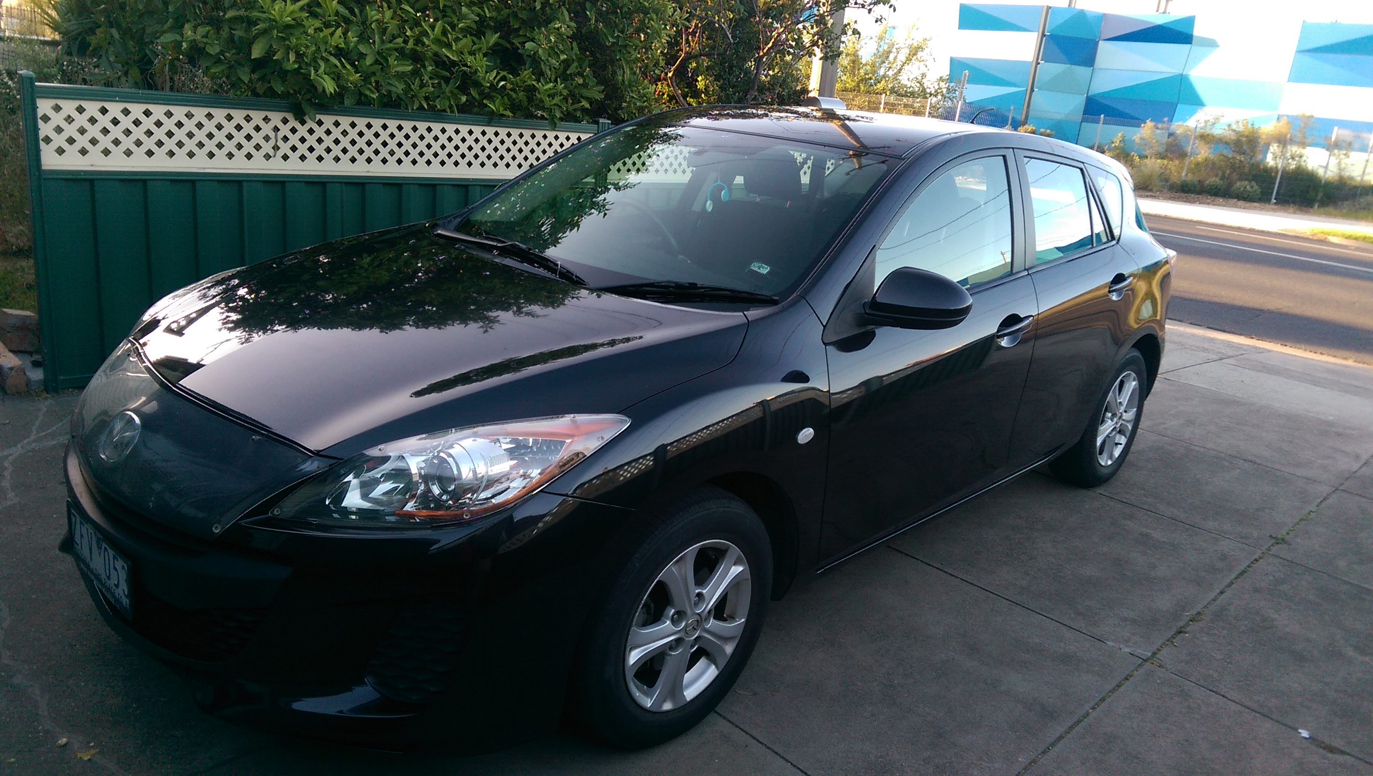 Picture of Pradeep's 2012 Mazda 3 neo